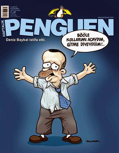 Karikatürlerle Baykal ve Kılıçdaroğlu galerisi resim 1
