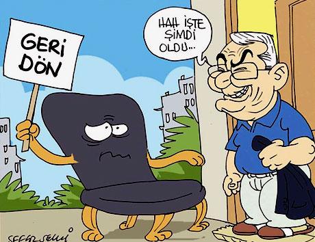 Karikatürlerle Baykal ve Kılıçdaroğlu galerisi resim 11