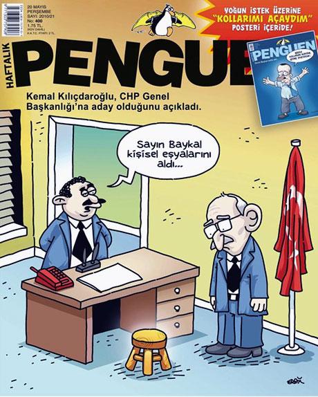 Karikatürlerle Baykal ve Kılıçdaroğlu galerisi resim 2