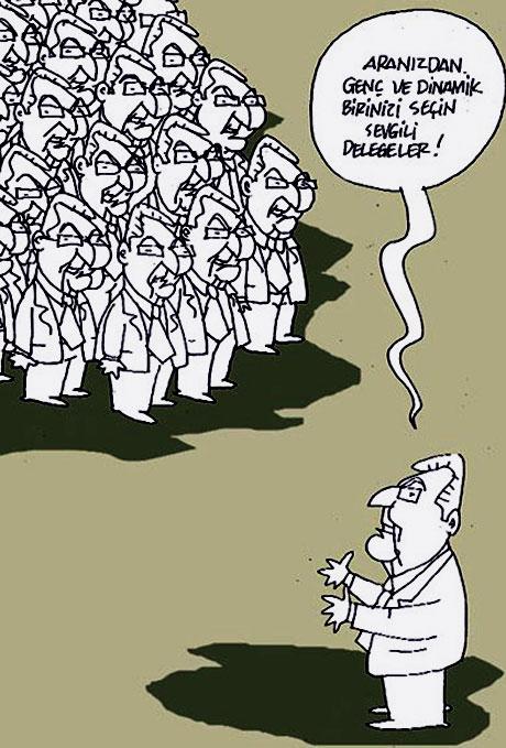 Karikatürlerle Baykal ve Kılıçdaroğlu galerisi resim 4