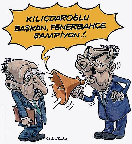 Karikatürlerle Baykal ve Kılıçdaroğlu galerisi resim 6