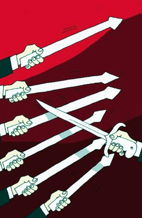 Karikatürlerle Baykal ve Kılıçdaroğlu galerisi resim 8
