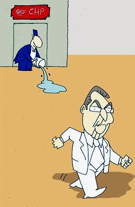 Karikatürlerle Baykal ve Kılıçdaroğlu galerisi resim 9
