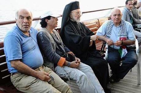 Gazze'ye Özgürlük Filosu yolda... galerisi resim 27