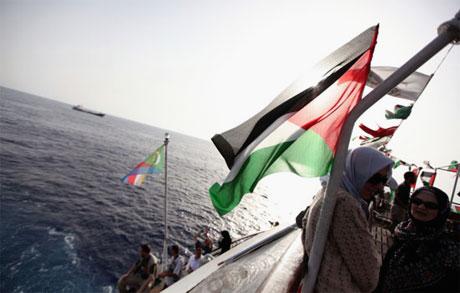 Gazze'ye Özgürlük Filosu yolda... galerisi resim 6