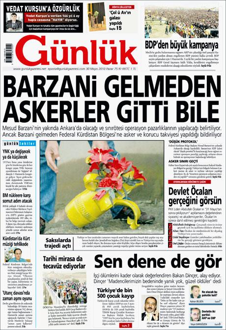 CHP'deki Tekin-Sav savaşı Manşetlerde galerisi resim 18