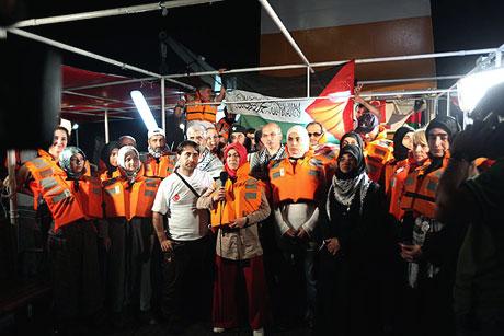 İsrail yardım gemisine böyle saldırdı galerisi resim 14