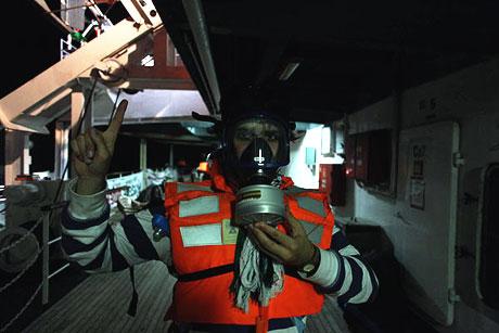 İsrail yardım gemisine böyle saldırdı galerisi resim 23