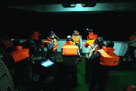 İsrail yardım gemisine böyle saldırdı galerisi resim 24