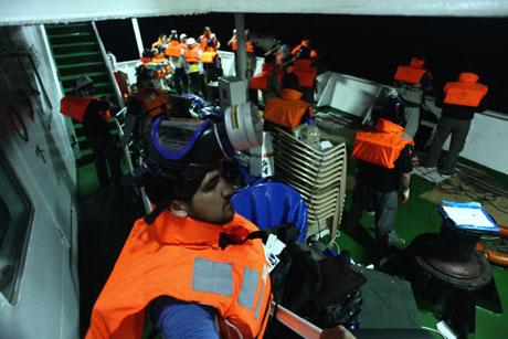 İsrail yardım gemisine böyle saldırdı galerisi resim 26