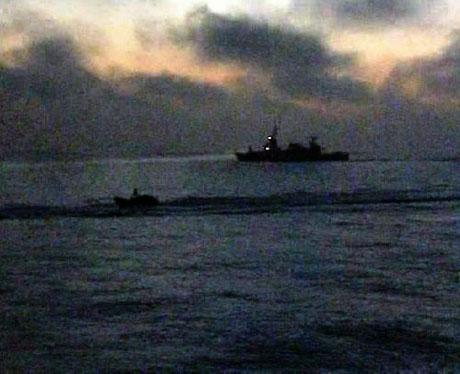 İsrail yardım gemisine böyle saldırdı galerisi resim 38