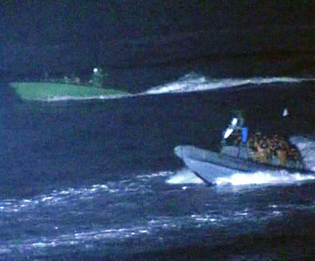 İsrail yardım gemisine böyle saldırdı galerisi resim 41