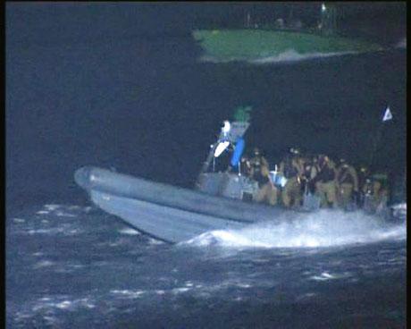 İsrail yardım gemisine böyle saldırdı galerisi resim 5