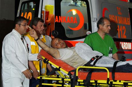 Yardım gönüllüleri İstanbul'da galerisi resim 10