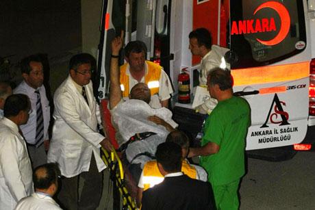 Yardım gönüllüleri İstanbul'da galerisi resim 13