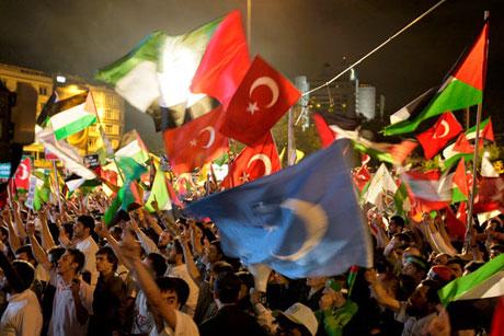 Yardım gönüllüleri İstanbul'da galerisi resim 19