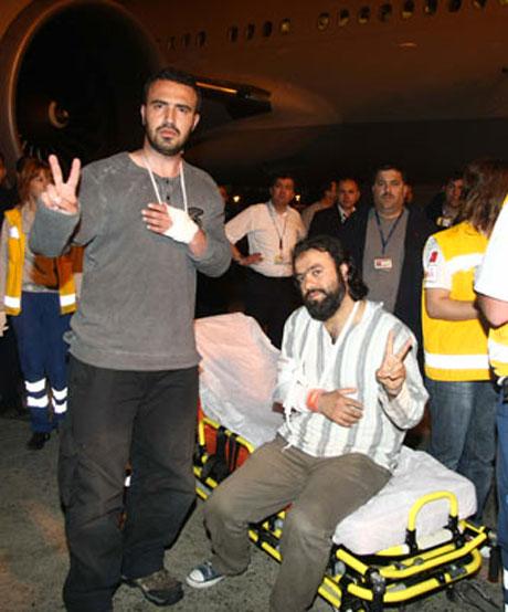 Yardım gönüllüleri İstanbul'da galerisi resim 4