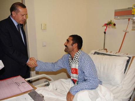 Erdoğan'ı alnından öptüler galerisi resim 11