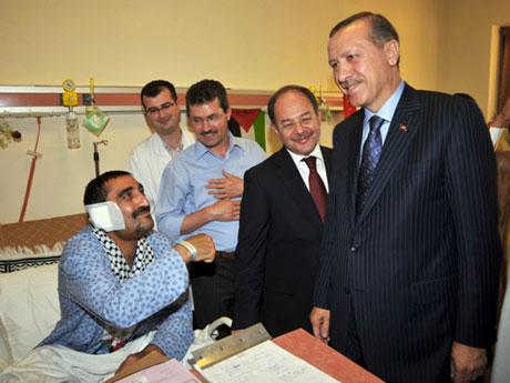 Erdoğan'ı alnından öptüler galerisi resim 17