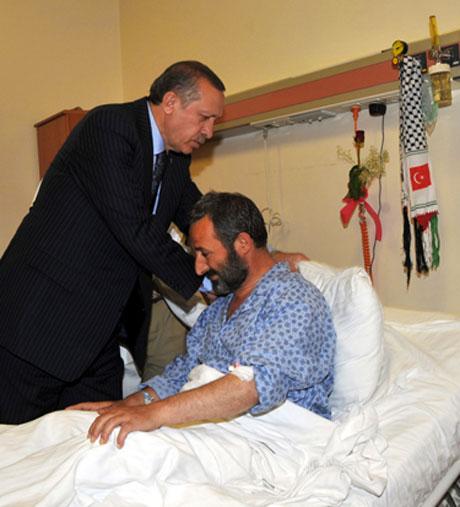 Erdoğan'ı alnından öptüler galerisi resim 19