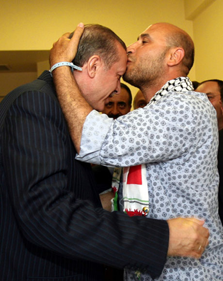 Erdoğan'ı alnından öptüler galerisi resim 21