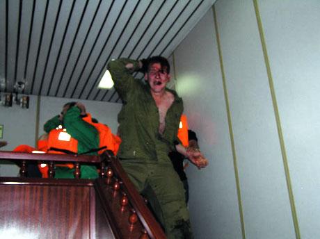 İsrail'in imajı yerlerde: Ağlayan komando! galerisi resim 15