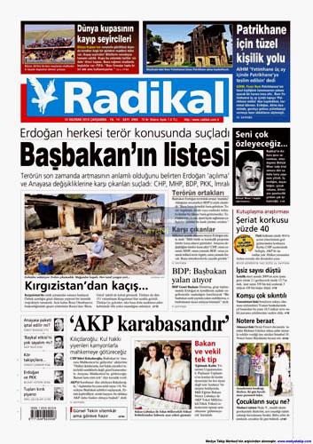 Günün en çarpıcı gazete manşetleri galerisi resim 12
