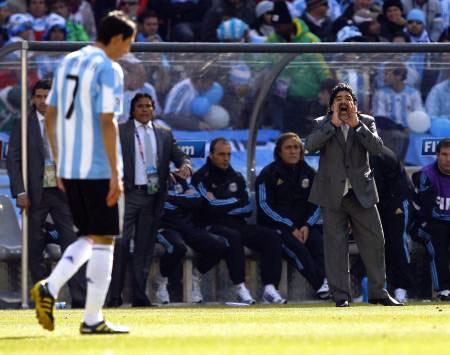 Dünya kupasında Maradona şov! galerisi resim 11