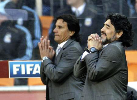 Dünya kupasında Maradona şov! galerisi resim 14