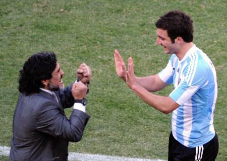 Dünya kupasında Maradona şov! galerisi resim 16
