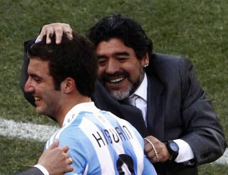 Dünya kupasında Maradona şov! galerisi resim 18