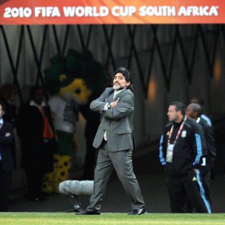 Dünya kupasında Maradona şov! galerisi resim 19