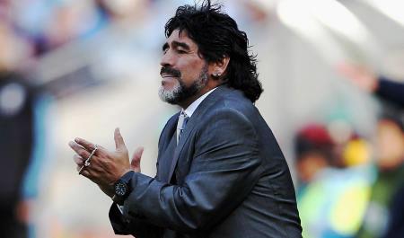 Dünya kupasında Maradona şov! galerisi resim 26