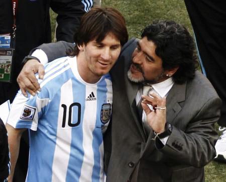 Dünya kupasında Maradona şov! galerisi resim 28
