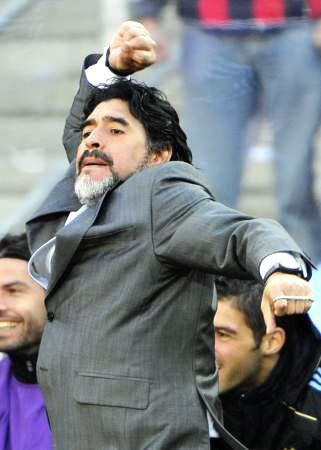 Dünya kupasında Maradona şov! galerisi resim 29