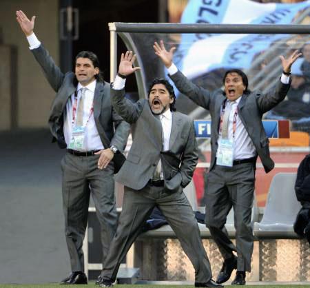 Dünya kupasında Maradona şov! galerisi resim 3
