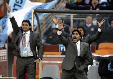 Dünya kupasında Maradona şov! galerisi resim 6