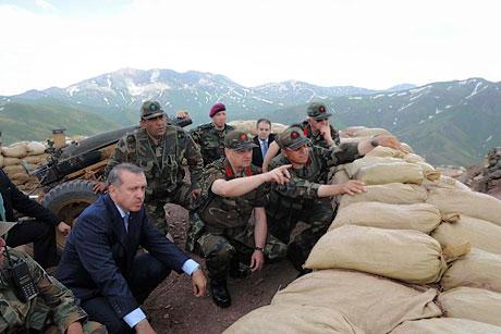 Erdoğan ve Başbuğ mevzide! galerisi resim 12