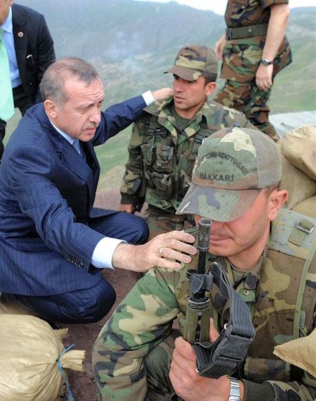 Erdoğan ve Başbuğ mevzide! galerisi resim 16