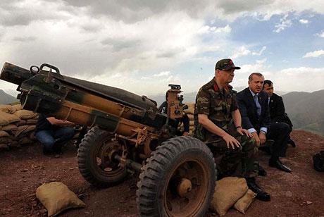 Erdoğan ve Başbuğ mevzide! galerisi resim 22