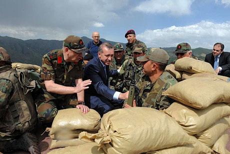 Erdoğan ve Başbuğ mevzide! galerisi resim 23