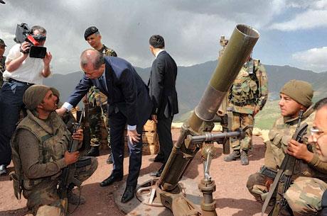 Erdoğan ve Başbuğ mevzide! galerisi resim 26