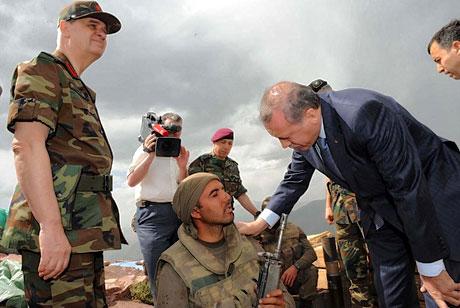 Erdoğan ve Başbuğ mevzide! galerisi resim 27