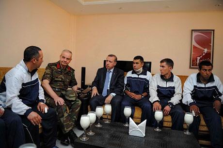 Erdoğan ve Başbuğ mevzide! galerisi resim 34