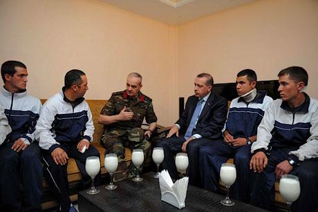 Erdoğan ve Başbuğ mevzide! galerisi resim 35