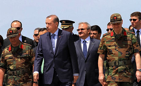 Erdoğan ve Başbuğ mevzide! galerisi resim 36