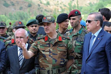 Erdoğan ve Başbuğ mevzide! galerisi resim 5