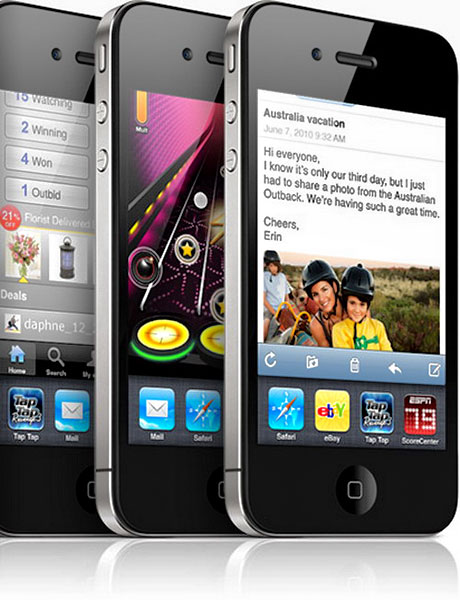 iPhone 4 görücüye çıktı, İşte ilk resimler galerisi resim 15