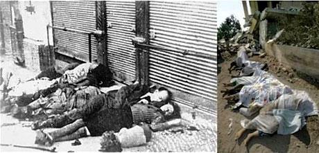 Hitler-İsrail zulmünde şaşırtan benzerlik! galerisi resim 1