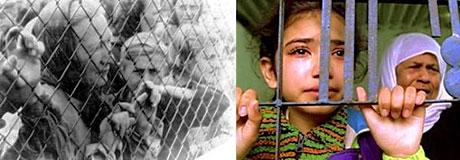 Hitler-İsrail zulmünde şaşırtan benzerlik! galerisi resim 10